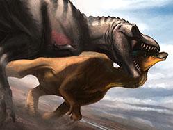 ILL - Dinosaur Attack
